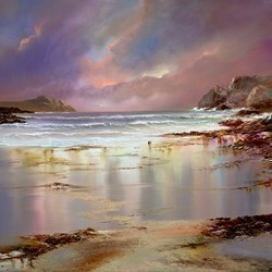 Infinite Skies by Philip Gray - Hand Finished Limited Edition on Canvas sized 20x20 inches. Available from Whitewall Galleries